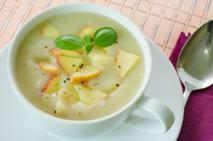 Zupa z jabłek i gruszek: jesienny zdrowy przysmak