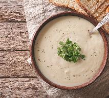 Zupa krem z białej ryby