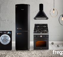 Czarne sprzęty AGD w kuchni - wady i zalety urządzeń kuchennych w czarnym kolorze