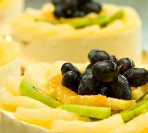Tort ananasowy na zimno - efektowny przepis!