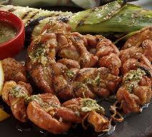 Warkocz mięsny z grilla - genialny pomysł na dekoracyjne mięso z grilla