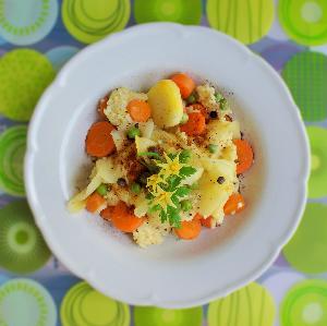 Kasza jaglana: przepis na kaszę z warzywami