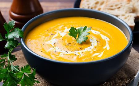 Zupa krem z dyni - inspirowana przepisem Magdy Gessler [WIDEO]