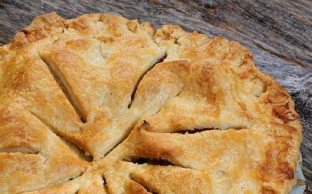Tort fryzyjski - pyszny deser z ciasta francuskiego