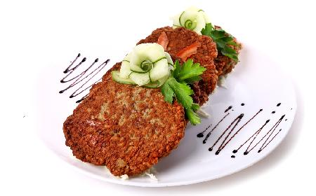 Wegańskie placki ziemniaczane - dieta bezjajeczna