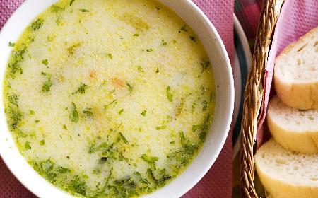 Zupa neapolitańska z żółtkami: stary, sprawdzony przepis