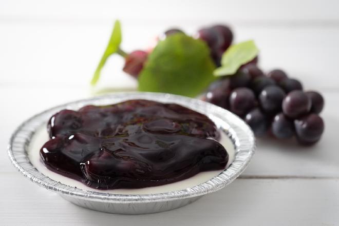 Galaretka z winogron - przepis