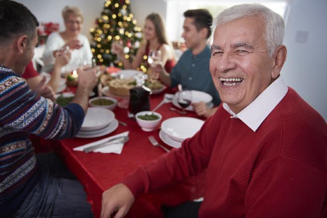 Savoir-vivre przy wigilijnym stole - jak posadzić gości?