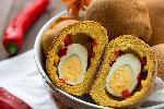 Drożdżówka niespodzianka - przepis z jajkiem w roli głównej