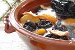 Wigilijna zupa owocowa z suszonych owoców