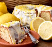 Ciasto cytrynowe na twarożku: wilgotne, puszyste, pyszne