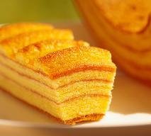 Sękacz z tortownicy - sprawdzony przepis na sękacz pieczony w piekarniku