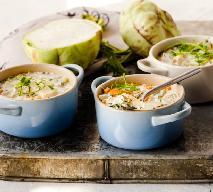 Wiejska zupa z kalarepki i marchewki: odżywcza i pyszna