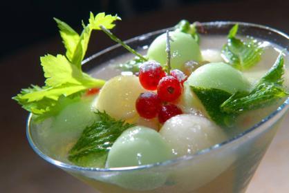 Sorbet z pokrzyw - pomysł na niebanalny deser