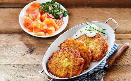 Filet rybny w panierce z tartych ziemniaków: przepis na pyszny obiad