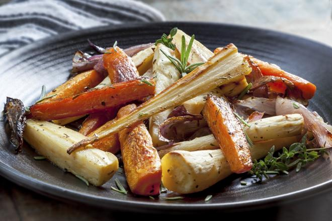 Pieczone warzywa na ostro - łatwy przepis!